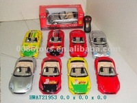 2012 novelty hot salling 2 channel imitating rc car