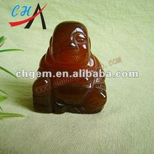 wholesale india agate buddha statue indian artifacts