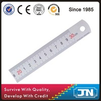 30cm Metal Stainless Steel Scale Ruler