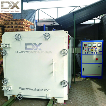 High Frequency Timber Dryer HF Vacuum Timber Dryer