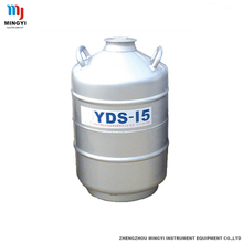 wide neck liquid nitrogen dewar tank container