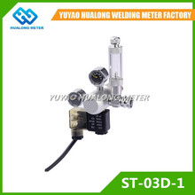 aquarium accessories solenoid valve mini co2 regulator