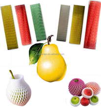 Plastic EPE Vegetable Foam Packaging Mesh Netting Bag/Bottle Flower Protection Sleeve Net/Fruit Mesh Net