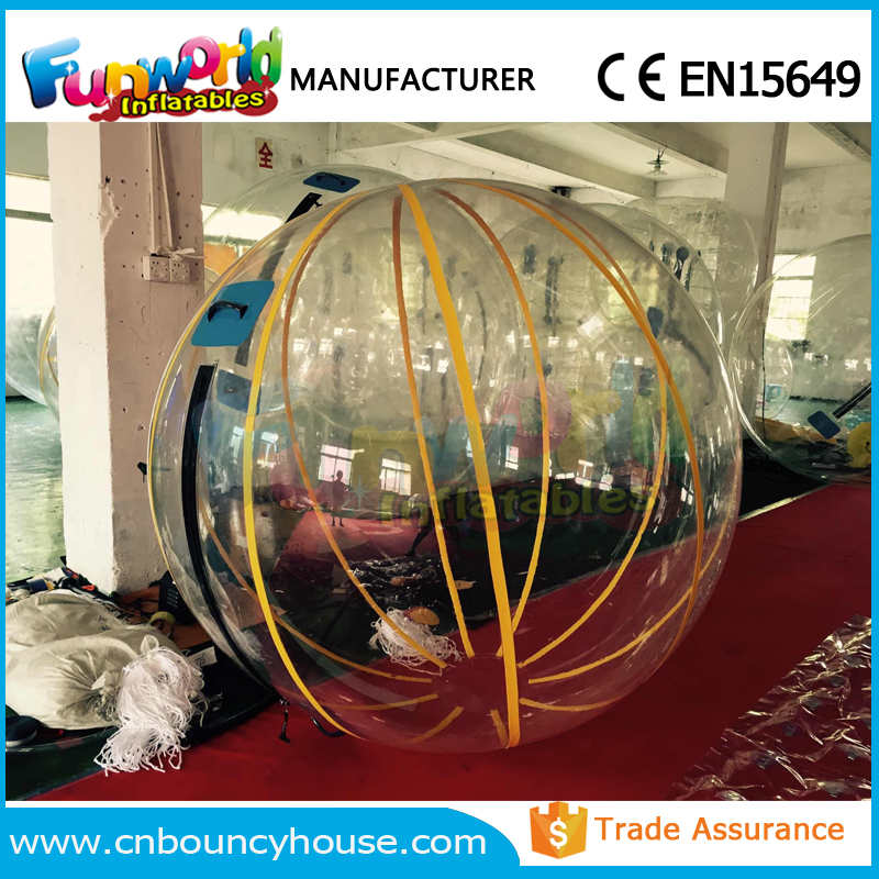 Hot inflatable water walking ball water zorb ball manufacturer