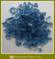 High Quality Decorative Colored Glass Chips