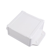 ABS IP68 waterproof case electrical enclosure wall mounted plastic box