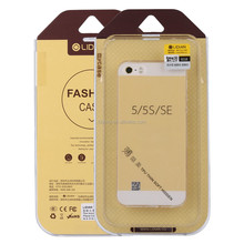 ultra thin crystal transparent tpu case for iphone 5s, for iphone 5 tpu case, for iphone 5 cover case
