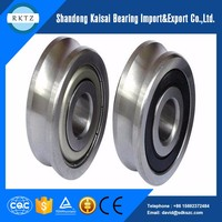 China manufactory price rubber coated ball bearing