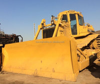high quality CATE D6H used Japan cheap bulldozer