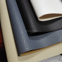 China Factory Hot Sell PVC Leather For Sofa , Car seat ect