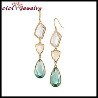Fashion Jewelry Wholesale Earring New Alloy