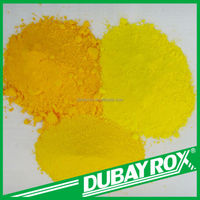 Industrial Product Chrome Pigment Yellow For Car Paint