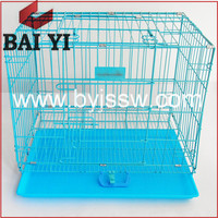 Commercial Strong Stainless Steel Dogs Cages / Chain Link Dog Cage