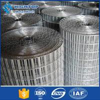 2016 Hot selling cheap solid 1x1 welded wire mesh panel