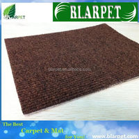 Alibaba china exported stripe line carpet tile