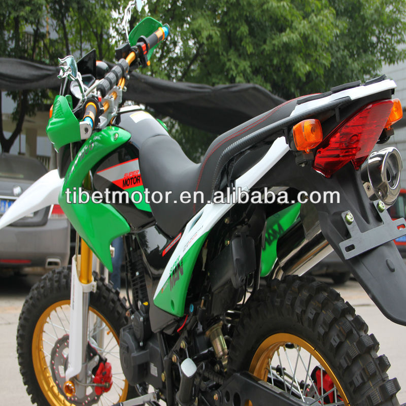 2013 hot sale automatic 200cc off road motorcycle (ZF200GY-5)