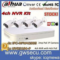 new products diy cctv kit motion detection poe nvr kits 4ch poe ip nvr3104-p 4 ir bullet 1.3mp ip camera cctv nvr kits