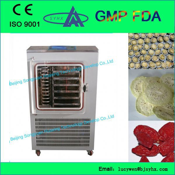 freeze food at home machine