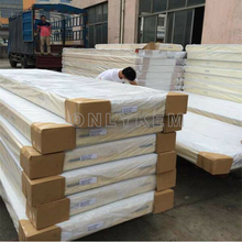 CFC Free polyurethane insulated cold room insulation panels