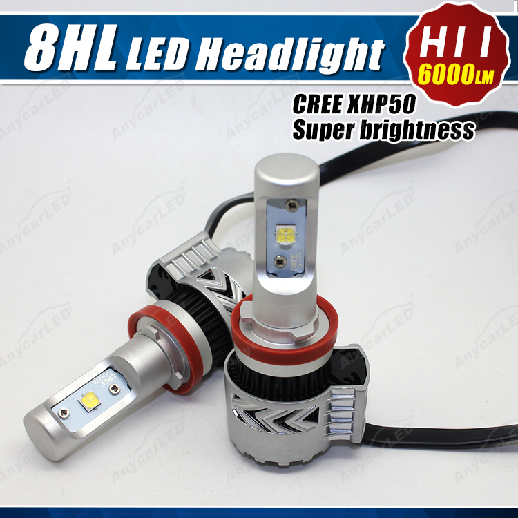 Hot New Products faros led auto tmax headlight parts 207 fog lamp