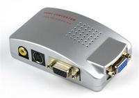 High Quality VGA to AV Converter PC to TV Converter
