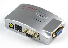 High Quality VGA to AV Converter PC to TV Converter