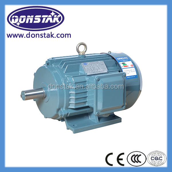 CE,CCC Certification 3 phase Asynchronous electric motors with high quality bearing