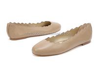 Ladies Comfort Slip on Flat Shoes China Factory Cheap Bulk Shoe Sales