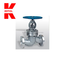 Industrial API 6D wcb stainless steel gate valve
