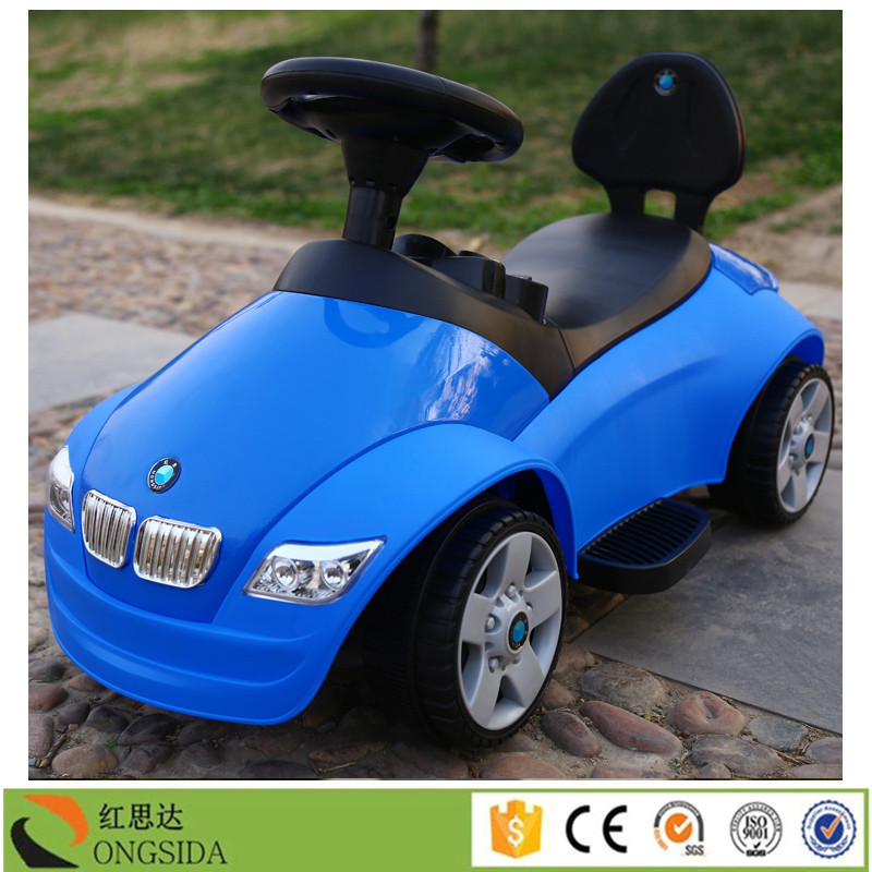 Direct Manufacturer Hongsida 4 Wheel Electric RC Swing Car Cheap Plastic Kids Electric Toy Cars 1 6 scale car