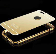 Wholesale china electronic market Aluminum metal bumper back cover for vivo y51 y51t y51l