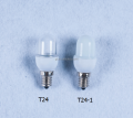 110v 240v indoor decorative mini color LED Bulb light T24