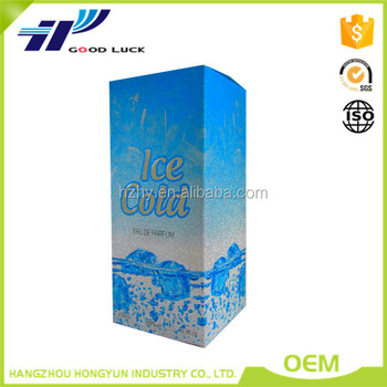 OEM and ODM Folding special design wholesale perfume box packaging,Luxury Custom perfume box
