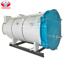 Natural gas fuel 4 tonne steam boilers prices fired water tube boiler for sale Tunisia generating unit