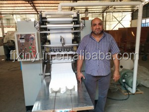 Automatic N fold hand towel paper machine CE Certificates