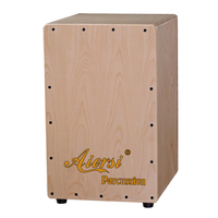 High Quality Wooden Cajon Drum Percussion