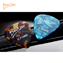 Hot selling high quality guitar celluloid picks wholesale