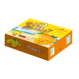fruit packaging box carton for Apple ,mango etc