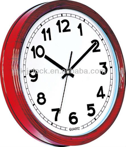 Handcraft Clock Big White Dail Wall Clock