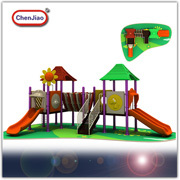 High Quality Jungle Theme Indoor Playground