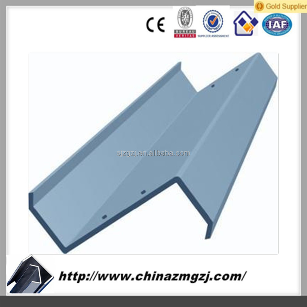 New Z beam z steel beam z shaped beam z channel Galvanized steel z bar Z purlin