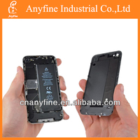 Repair cell phone parts rear cover housing for apple iphone 4s