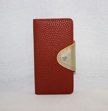 Leather PU Wallet slots design Custom 2 in 1 phone case / 2 in 1 hybrid phone case