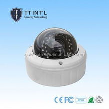 Onvif 2.0 Megapixel 1080P Water-Proof & Vandal-Proof IR Network Dome IP Security Camera with POE 5 megapixel cctv camera