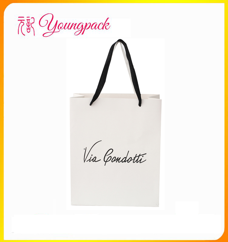 2016 High Quality Cheap Customized Paper Grocery Bag