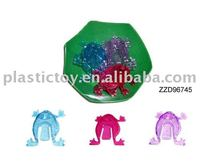 Promotional small jump frog ZZD96745,gift toy,baby product,promotional gift