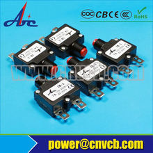 AC overload protector switch circuit breaker switch