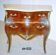 reproduction antique commode