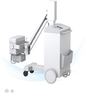 High Frequency Mobile X-ray Equipment X-ray machine with touch screen
