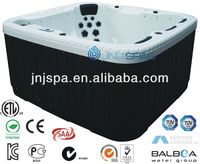 New designed outdoor whirlpool for 5person
